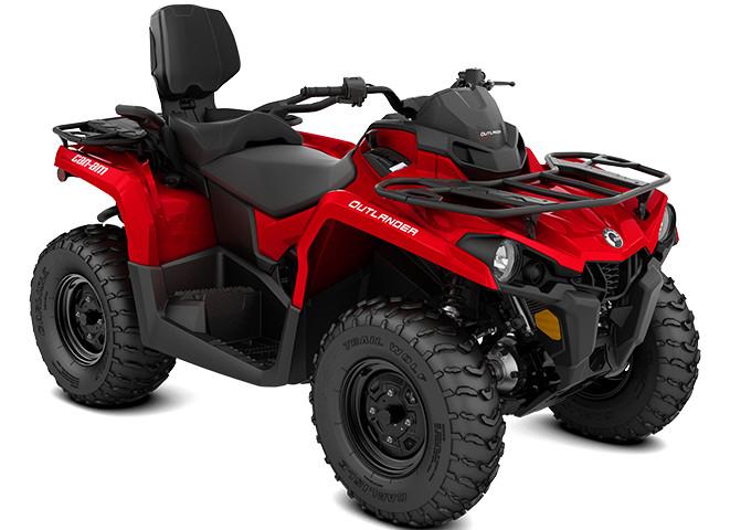 Outlander MAX 450