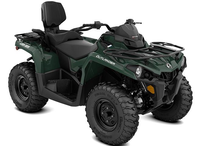 Outlander MAX DPS 570