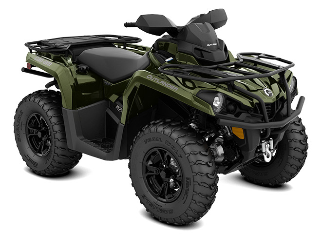 Outlander XT 570