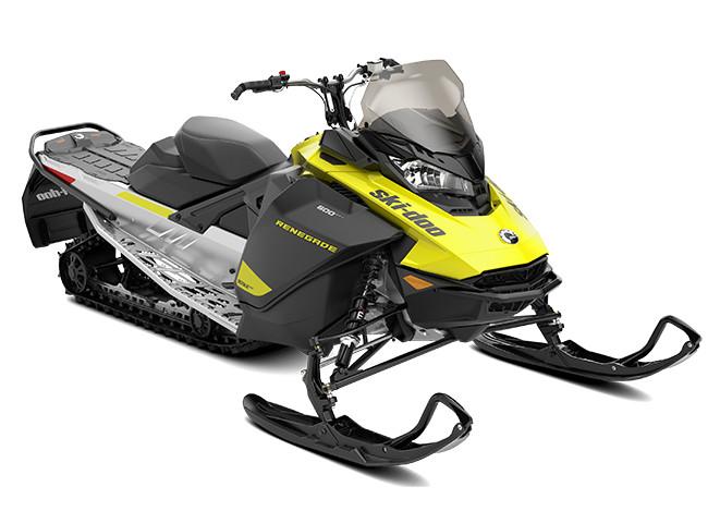 Renegade Sport 600 EFI E.S. Cobra 1.35''