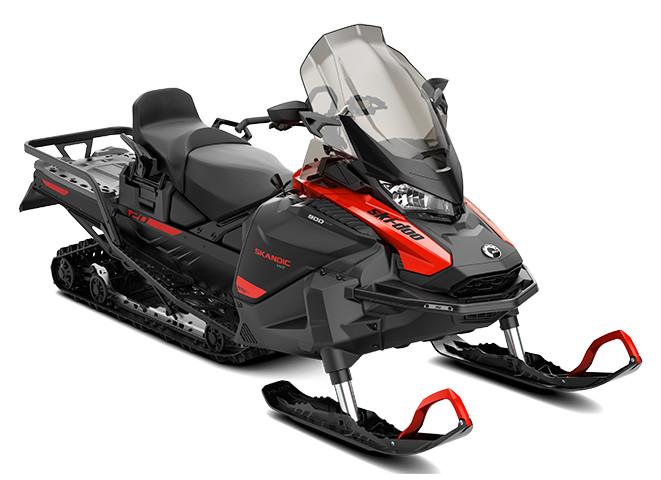 Skandic WT 600 EFI E.S. Cobra WT 1.5''