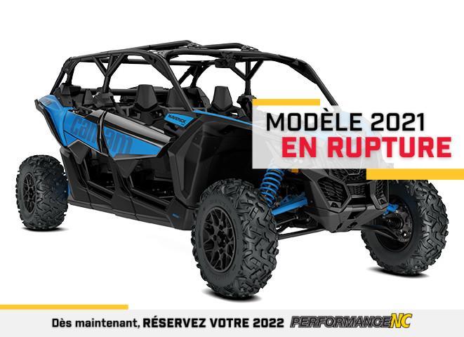 Maverick X3 MAX DS TURBO